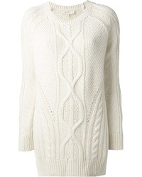 Vanessa Bruno Ath Cable Knit Sweater