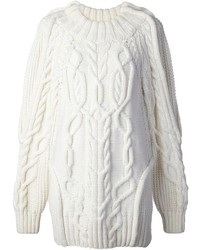 Vera Wang Cable Knit Sweater