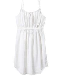 Joe Fresh Sparkle Cami Dress White