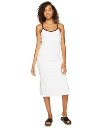 Juicy Couture Venice Beach Microterry Laced Slip Dress Dress