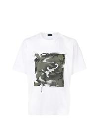 Diesel Black Gold Teorial Spray T Shirt