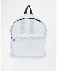 Asos Collection Mesh Backpack