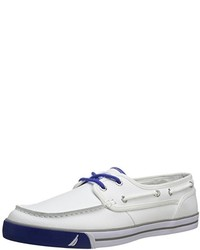 Nautica Del Mar Low W Vulcanized Boat Shoe