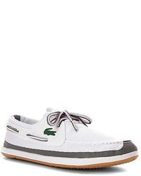 Lacoste Landsailing Rei Boat Shoe