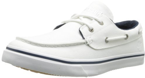 2fb8f606d624 ... White Canvas Boat Shoes Timberland Newmarket Boat Oxford