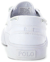 ... Polo Ralph Lauren Sander P Boat Shoe