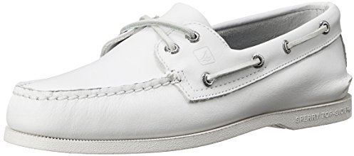 Sperry Topsider Nautical Boat Shoes In White genuine sale online cheap sale enjoy sale latest collections discount in China 8krgirS5
