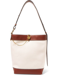 JW Anderson Lock Med Canvas Tote