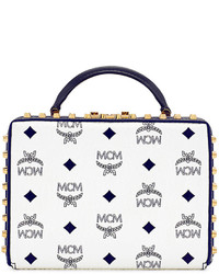 MCM Berlin Visetos Small Crossbody Bag