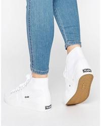 Gola Coaster High Top Sneakers