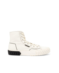 Both Hi Top Sneakers