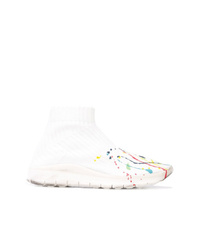 Maison Margiela Paint Spatter Sneakers