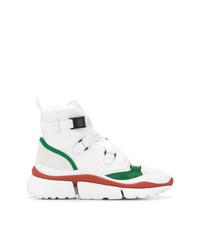 Chloé Sonnie High Top Sneakers