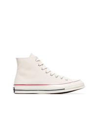 Converse White Chuck Taylor S 70 Canvas High Top Sneakers