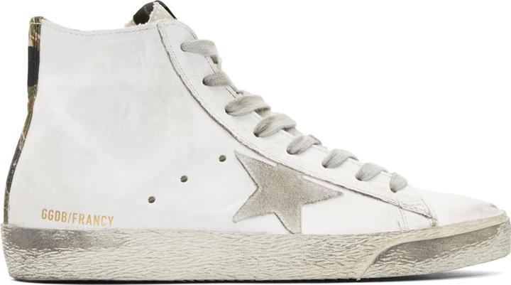 Francy high-top sneakers - White Golden Goose BQpk8xx