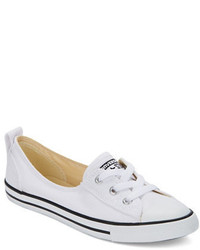 Converse Ballet Lace Up Sneakers