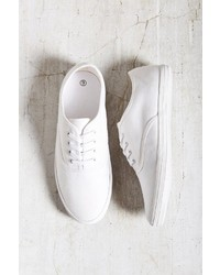 Urban Outfitters Canvas Lace Up Sneaker