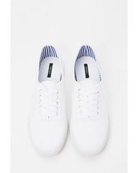 Forever 21 Canvas Plimsolls