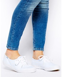 Keds Champion Canvas White Sneaker Shoes