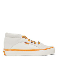Vans Grey And Orange Taka Hayashi Edition Snake Trail Lx Sneakers