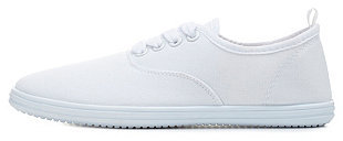 Charlotte Russe Low Top Canvas Sneakers