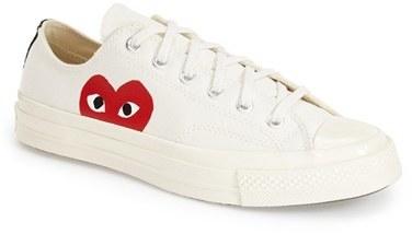 359915ba5ddc ... Comme des Garcons Play X Converse Chuck Taylor Low Top Sneaker ...