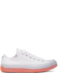 Converse White Chuck Taylor Cx Sneakers