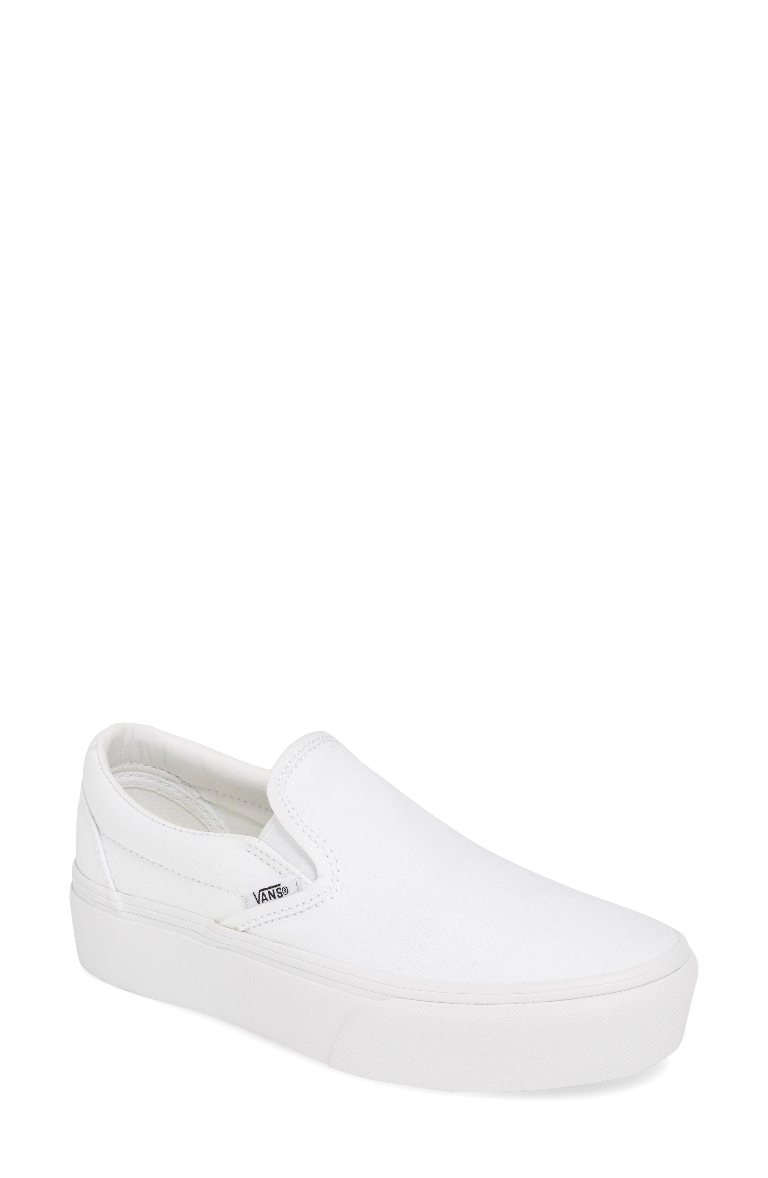 Vans Platform Slip On Sneaker, $54