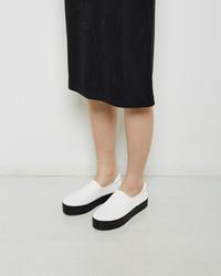 Opening Ceremony Slip On Platform Sneaker
