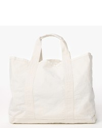 James Perse Large Canvas Tote