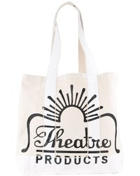 Theatre Products Logo Canvas Shopper Tote