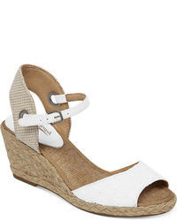 Lucky Brand Kyndra Demi Wedge Sandals