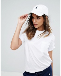 Polo Ralph Lauren Cap In White