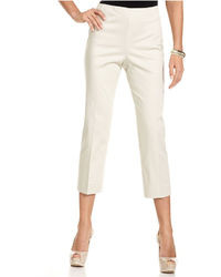 Jones New York Signature Cropped Capri Pants