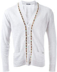 GUILD PRIME Beaded Fastening Button Down Cardigan