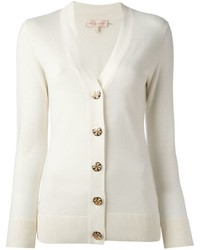 Tory Burch V Neck Cardigan