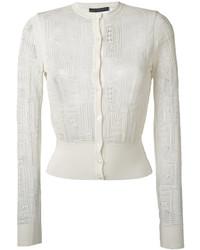 Wide waistband cardigan medium 3716285