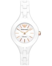 Emporio Armani Ceramic Bracelet Watch 26mm