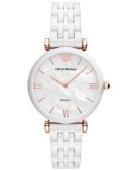 Emporio Armani Ceramic Bracelet Watch 32mm