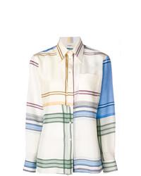 Ports 1961 Checked Longsleeved Shirt