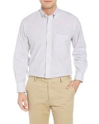 Gitman Tailored Fit Check Dress Shirt