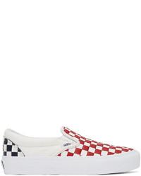 Vans Tricolor Slip On Vlt Lx Sneakers
