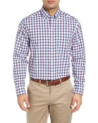 Big tall hacienda regular fit check sport shirt medium 1247788