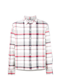 Moncler Checked Button Shirt