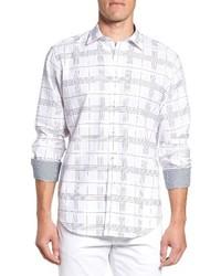 Classic fit check sport shirt medium 4353889
