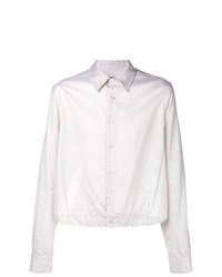 Raf Simons Cropped Shirt