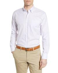 Peter Millar Emory Regular Fit Tattersall Check Shirt