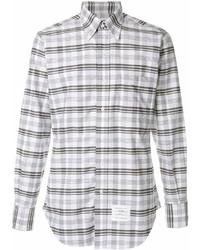 Thom Browne Madras Check Shirt