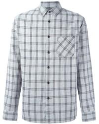 rag & bone Checked Longsleeved Shirt