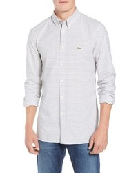 Lacoste Slim Fit Check Sport Shirt